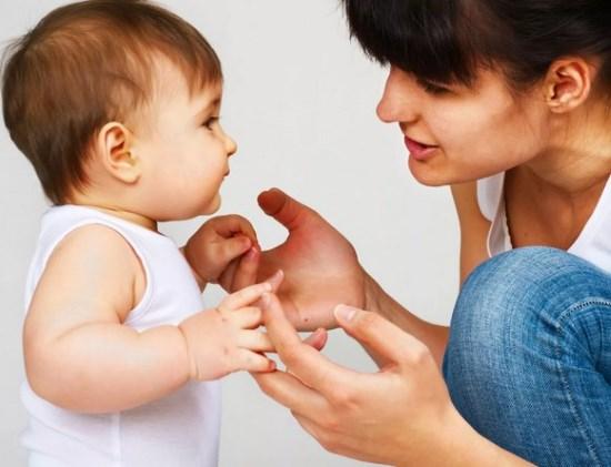 развитие речи ребенка 1-2 лет