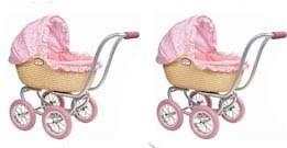 коляски игрушечные