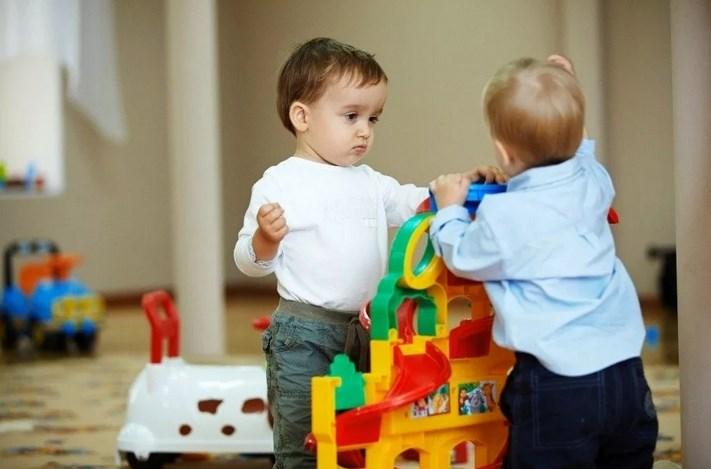 как подготовить ребенка к детскому сайту