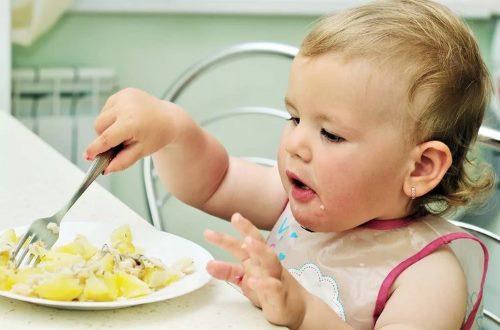 питание ребенка в 2 года