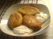 блинчики картофельные