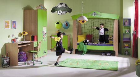 детская в футбольной тематике