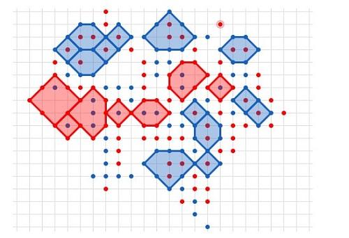 фото игры в точки
