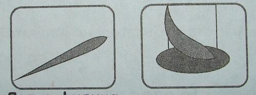 лепка ветки