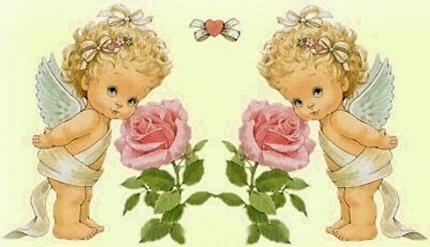 Поздравление с днем рождения девочкам двойняшкам